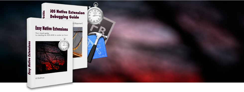 Easy Native Extensions eBook and Resources